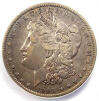 1895-O MORGAN SILVER DOLLAR $1 - ANACS VF20 -  DATE CERTIFIED COIN