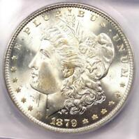 1879 MORGAN SILVER DOLLAR $1 1879-P - ICG MINT STATE 66 -  IN MINT STATE 66 - $2109 VALUE