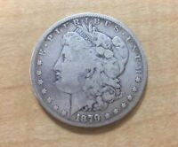 1879 S REV 78 $1 MORGAN SILVER DOLLAR  TOP 100 VAM REVERSE OF 1878 SHIPS FREE