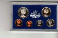 1975   ROYAL AUSTRALIAN 6 COIN MINT PROOF SET    I0707