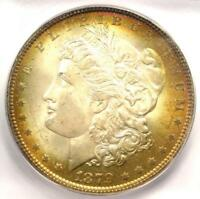 1879-P 1879 MORGAN SILVER DOLLAR $1 - ICG MINT STATE 66 -  IN MINT STATE 66 - $2,190 VALUE