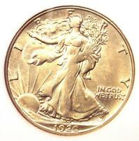 1920-S WALKING LIBERTY HALF DOLLAR 50C COIN - EXCELLENT CONDITION -  LUSTER