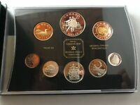 2001 CANADIAN PROOF COIN SET   NATIONAL BALLET OF CANADA  CS