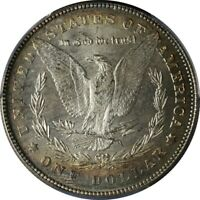 1878 7/8 TF VAM 31 FOUR LEGGED EAGLE MORGAN DOLLAR PCGS MS 64 BU ONLY 9 FINER