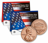 2019 US MINT SET   2019 W UNCIRCULATED LINCOLN CENT UNC SKU58137
