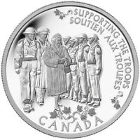 CANADA 2014 $5 PRINCESS TO MONARCH   PURE SILVER   COIN TAX EXEMPT