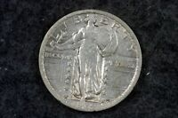 ESTATE FIND 1924 - STANDING LIBERTY QUARTER  H6135