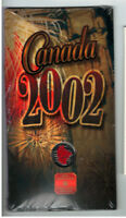 2002   CANADA DAY 25 CENT FROM ROYAL CANADIAN MINT  SEALED