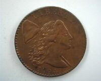 1794 LIBERTY CAP CENT ABOUT UNCIRCULATED S 41