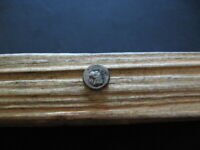 DANUBE REGION ANCIENT EAST CELTIC SILVER TRIOBOL 3 1 CT. BC.