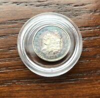 1832 SILVER CAPPED BUST HALF DIME SUPER  IN EF CONDITION