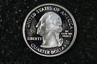 ESTATE FIND 2002   S MISS. PROOF WASHINGTON QUARTER    H8886