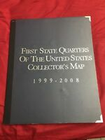 COMPLETED FIRST STATE QUARTERS OF THE UNITED STATES COLLECTO