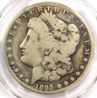 1895-S MORGAN SILVER DOLLAR $1 - PCGS VG8  GOOD -  CERTIFIED COIN