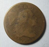 1794 LIBERTY CAP LARGE CENT HD. OF 94. S-57   ORIGINAL EARLY COPPER