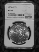 1904-O MORGAN DOLLAR - MINT STATE 64 NGC