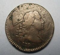 1794 LIBERTY CAP LARGE CENT HD. OF 94  SHARP & ATTRACTIVE