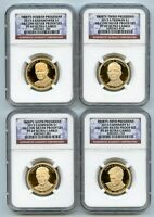 2015 S PRESIDENT SILVER PROOF SET NGC PF 69 ULTRA CAMEO 4382