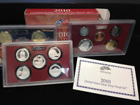 2010 S SILVER 14 COIN PROOF SET ORIGINAL    POPULAR