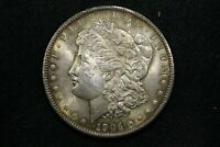 1904 O WITH RIM CUD SUPER CLASHED DIES PITTED REVERSE HIT LIST 40 VAM 4B MORGAN