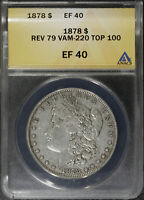 1878 P REVERSE OF '79 VAM 220 TOP 100 EF40