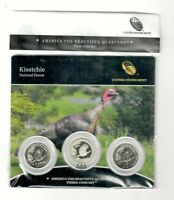 2015   AMERICA THE BEAUTIFUL QUARTERS KISATCHIE NATIONAL FOR