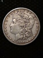 1890 P  $1 MORGAN SILVER DOLLAR