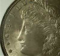 1921 WOW  VAM 3O3 MS 64 SLAB MORGAN DOLLAR SHIPS INSURED FREE DISCOVERED 2017