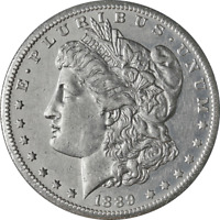 1889-S MORGAN SILVER DOLLAR GREAT DEALS FROM THE EXECUTIVE COIN COMPANY BBDM9649