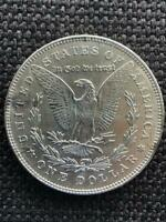 1878 REV OF 1878 7TF VAM 196  MORGAN SILVER DOLLAR SHIPS INSURED FREE