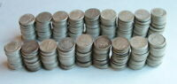 1946 THRU 1964 COLLECTION OF 900 ROOSEVELT 90  PURE SILVER D
