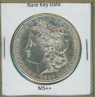 1897 S MORGAN DOLLAR $1 US MINT  KEY DATE SILVER COIN 1897-S MS