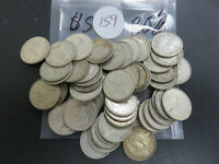 $5.00 FACE VALUE 80  SILVER CANADIAN DIMES