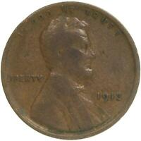 1913 LINCOLN WHEAT CENT  GOOD PENNY VG