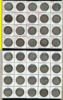 LOT OF 20 STANDING LIBERTY QUARTERS  INCLUDES 1919 S AND 192