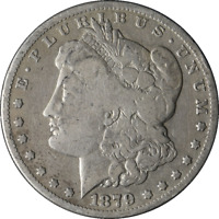 1879-S MORGAN SILVER DOLLAR REVERSE '78 GREAT DEALS FROM EXECUTIVE COIN BBDM9288