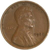 1925 LINCOLN WHEAT CENT EXTRA FINE PENNY EXTRA FINE