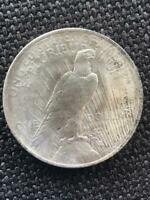 1922 TOP 50 VAM 2E2 DIE GOUGE BETWEEN 1 & 9 PLUS WING BREAK PEACE DOLLAR SHIPS F