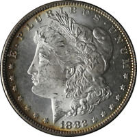 1882-P MORGAN SILVER DOLLAR GREAT DEALS FROM THE EXECUTIVE COIN COMPANY BBDM9294