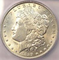 1889 VAM-5A BARWING MORGAN SILVER DOLLAR $1 - ICG MINT STATE 63 - $1,000 GUIDE VALUE