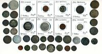 39 OLD SWISS CANTON COINS  1700S & 1800S  COLLECTIBLES >  MU