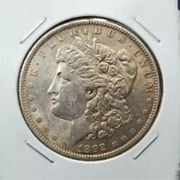 1892 MORGAN SILVER DOLLAR - UNCIRCULATED /AU - BETTER DATE