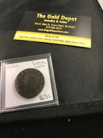 1830 PHILADELPHIA MINT COPPER BRAIDED HAIR LARGE CENT