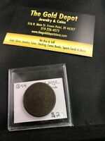 1844 PHILADELPHIA MINT COPPER BRAIDED HAIR LARGE CENT