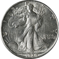 1934-D WALKING LIBERTY HALF GREAT DEALS FROM EXECUTIVE COIN COMPANY - BBHW8892