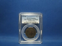 1794 FLOWING HAIR LARGE CENT HEAD OF 1794 VF DETAILS ENVIRONMENTAL DAMAGE PCGS