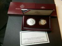 1998 UNITED STATES MINT KENNEDY COLLECTOR'S SET