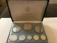 1974 COINAGE OF BELIZE PROOF SET