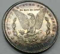 1878 REV OF 1878 LONG NOCK VAM 80 MORGAN SILVER DOLLAR SHIPS FREE