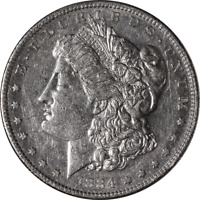 1884-S MORGAN SILVER DOLLAR GREAT DEALS FROM THE EXECUTIVE COIN COMPANY